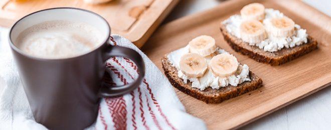 Смачний і ситний сніданок