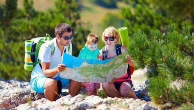С детьми какого возраста можно отправляться в путешествие?