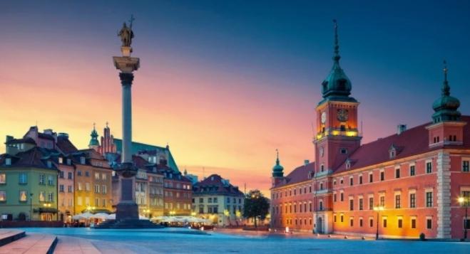 Польша – европейская страна