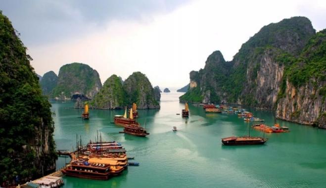 Вьетнам - отличное экзотическое место